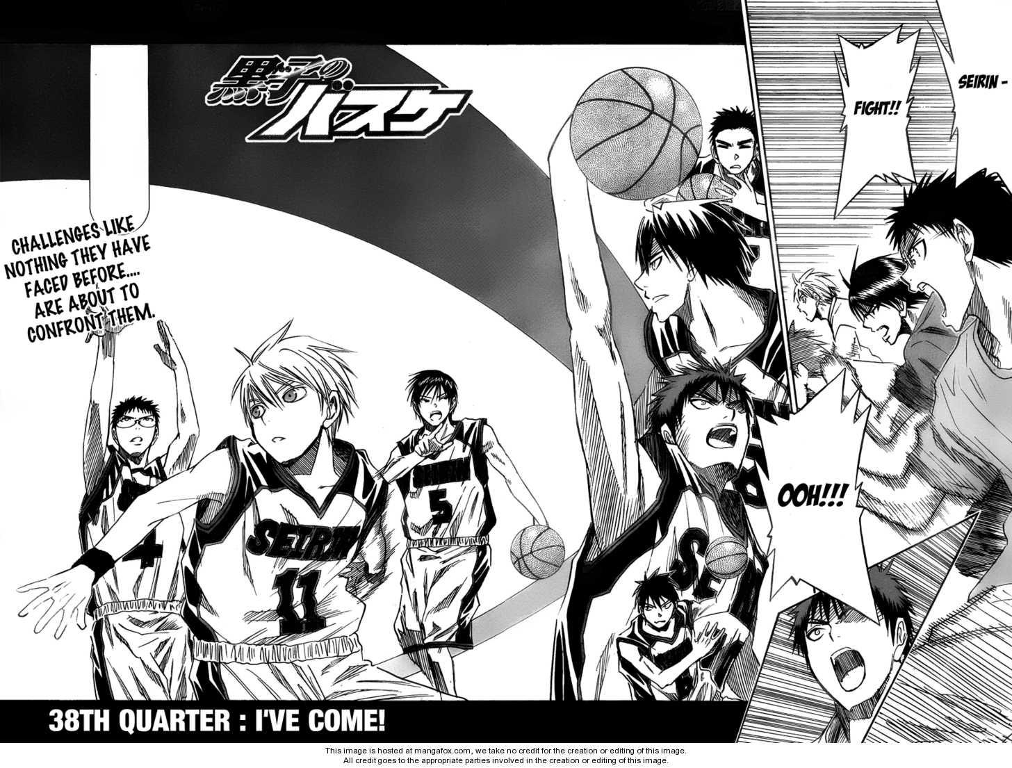 Kuroko no Basket 38 Page 3