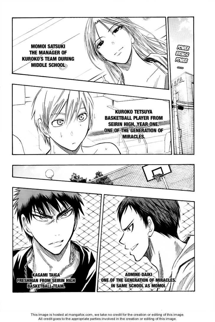 Kuroko no Basket 39 Page 3