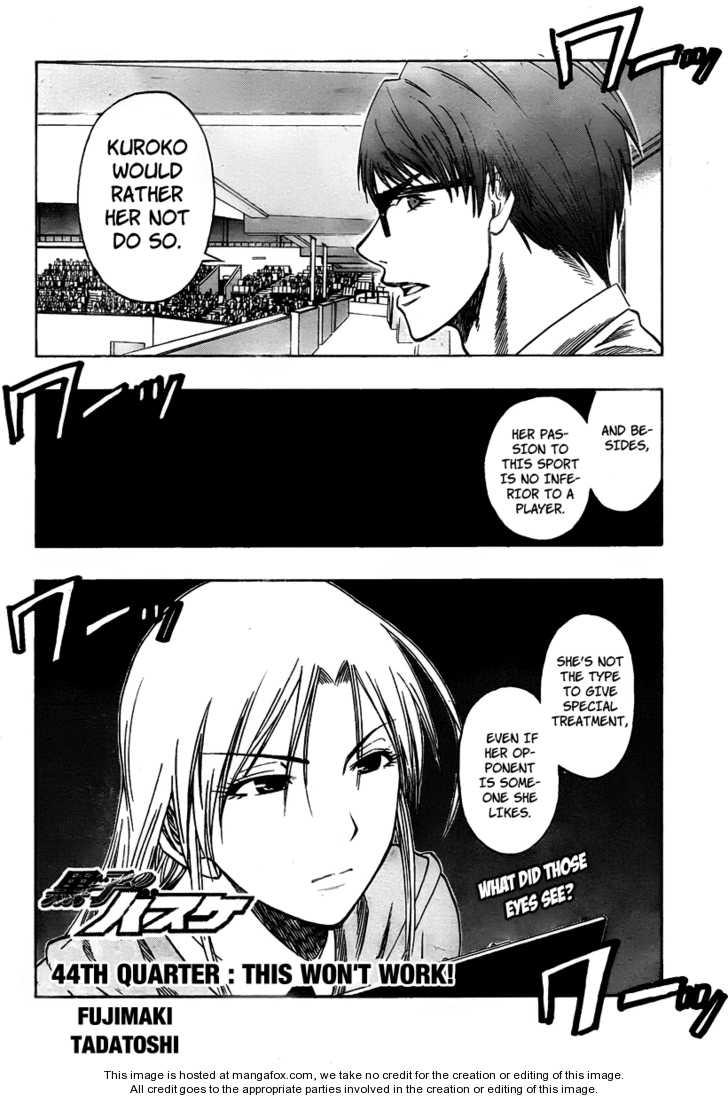 Kuroko no Basket 44 Page 3