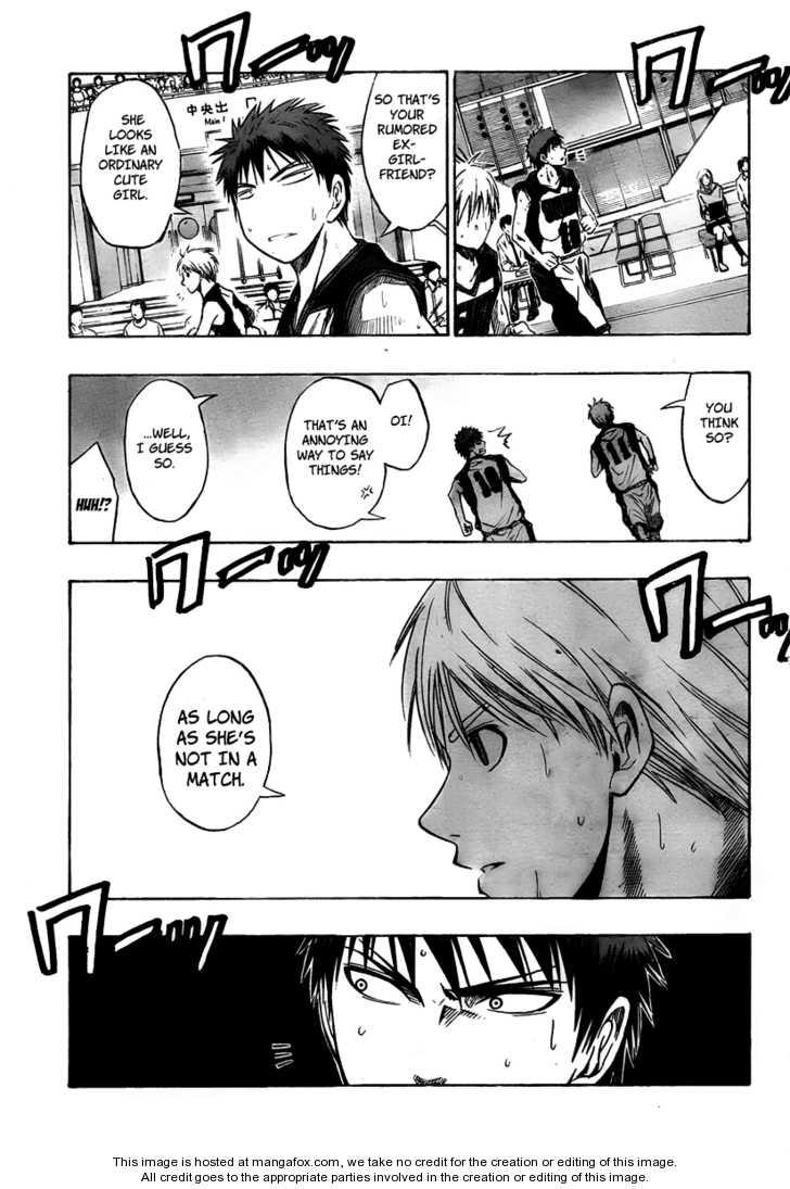 Kuroko no Basket 44 Page 4