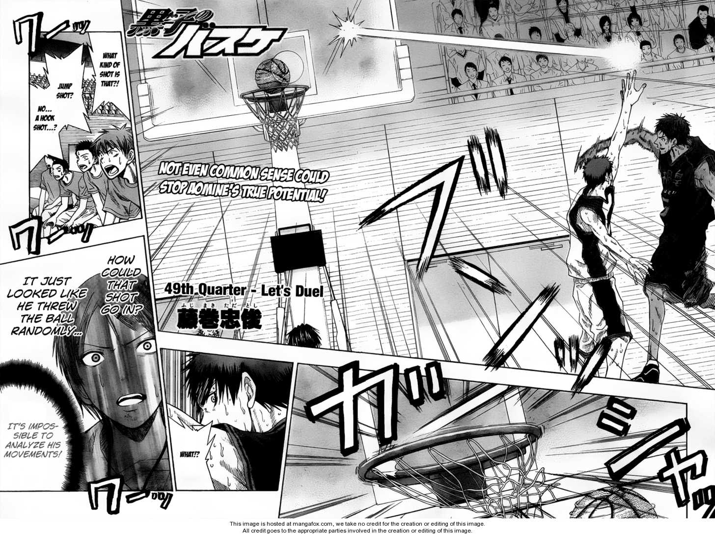 Kuroko no Basket 49 Page 3