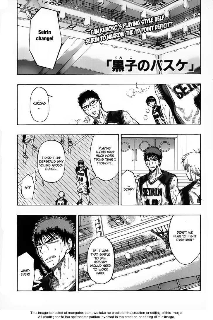 Kuroko no Basket 50 Page 2