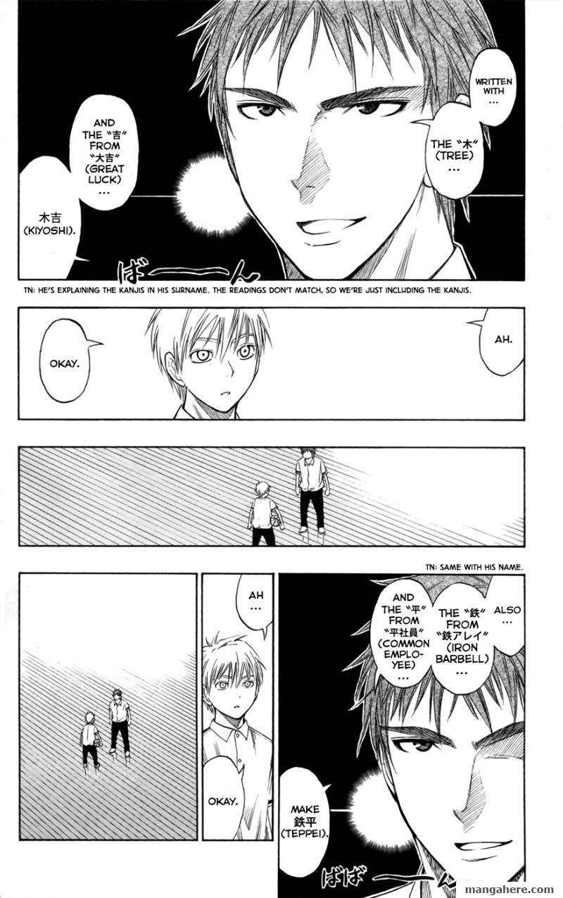 Kuroko no Basket 54 Page 3