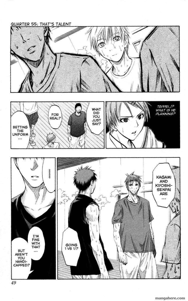 Kuroko no Basket 55 Page 2
