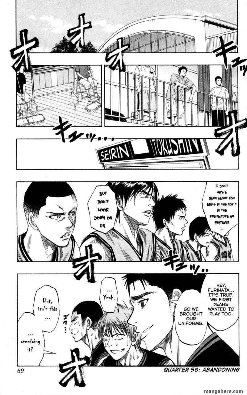 Kuroko no Basket 56 Page 2