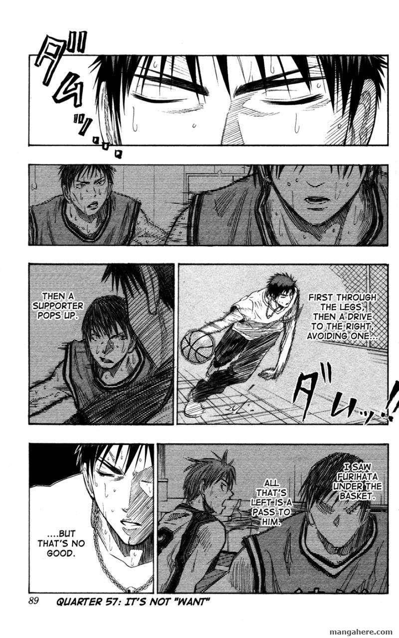 Kuroko no Basket 57 Page 2