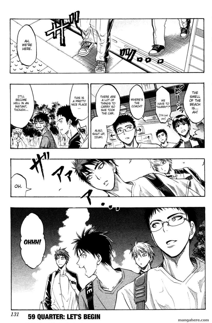 Kuroko no Basket 59 Page 2