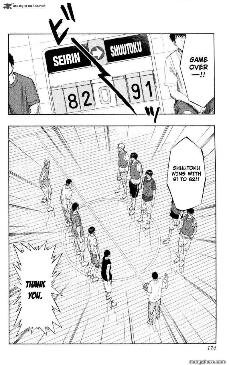 Kuroko no Basket 61 Page 2