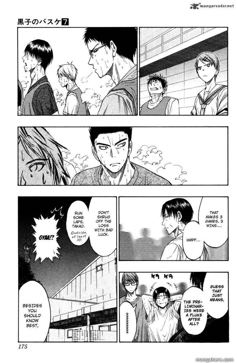 Kuroko no Basket 61 Page 3