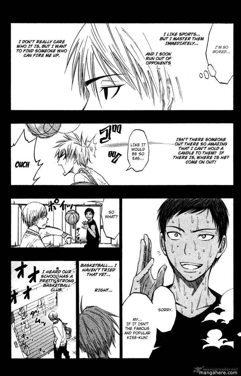 Kuroko no Basket 64 Page 3