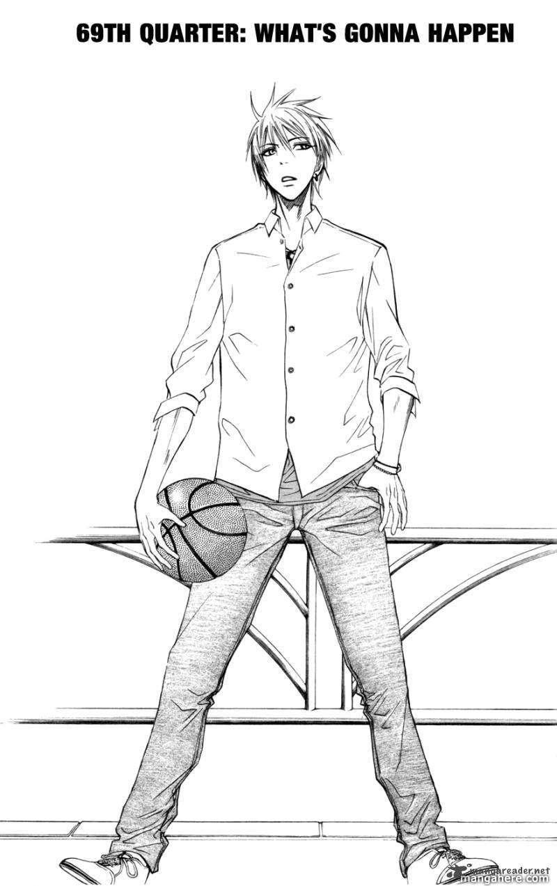 Kuroko no Basket 69 Page 3