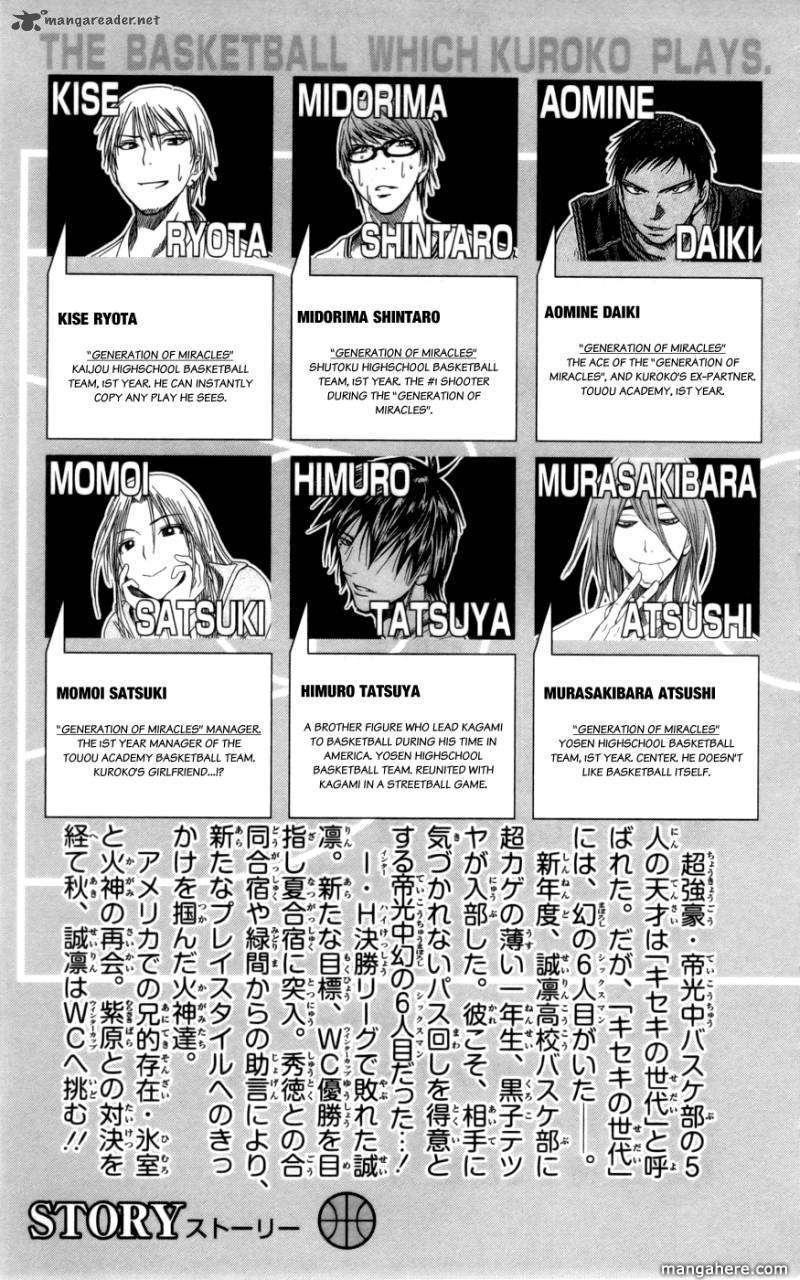 Kuroko no Basket 81 Page 4