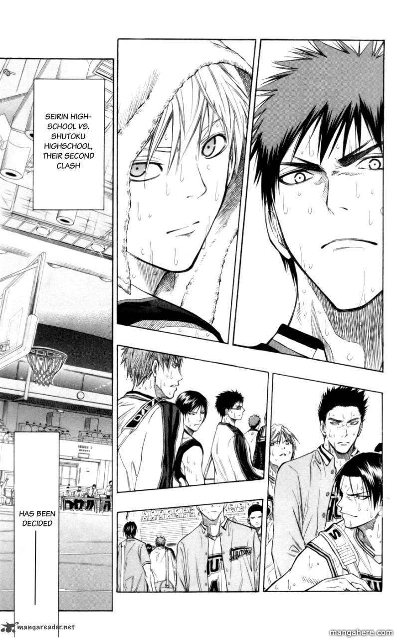 Kuroko no Basket 85 Page 5
