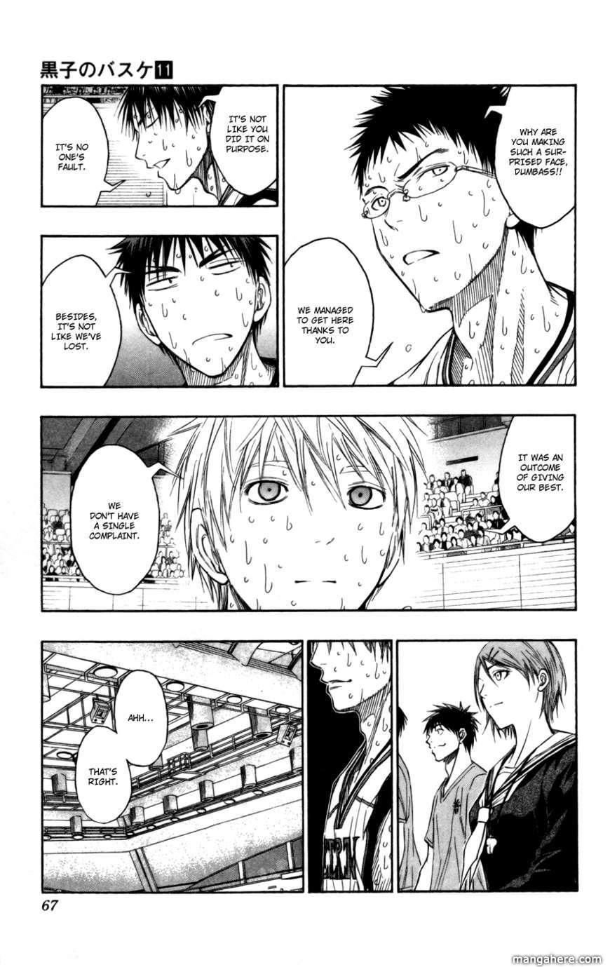 Kuroko no Basket 93 Page 3