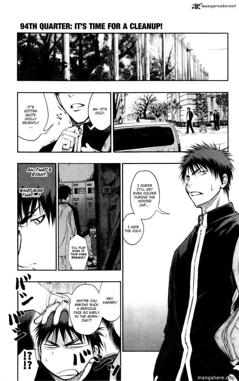 Kuroko no Basket 94 Page 1