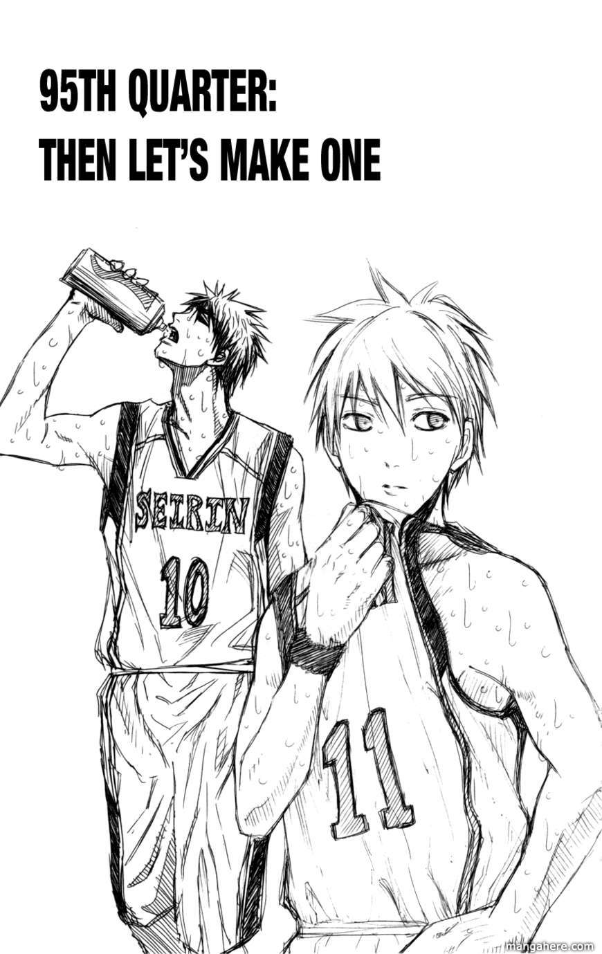 Kuroko no Basket 95 Page 1