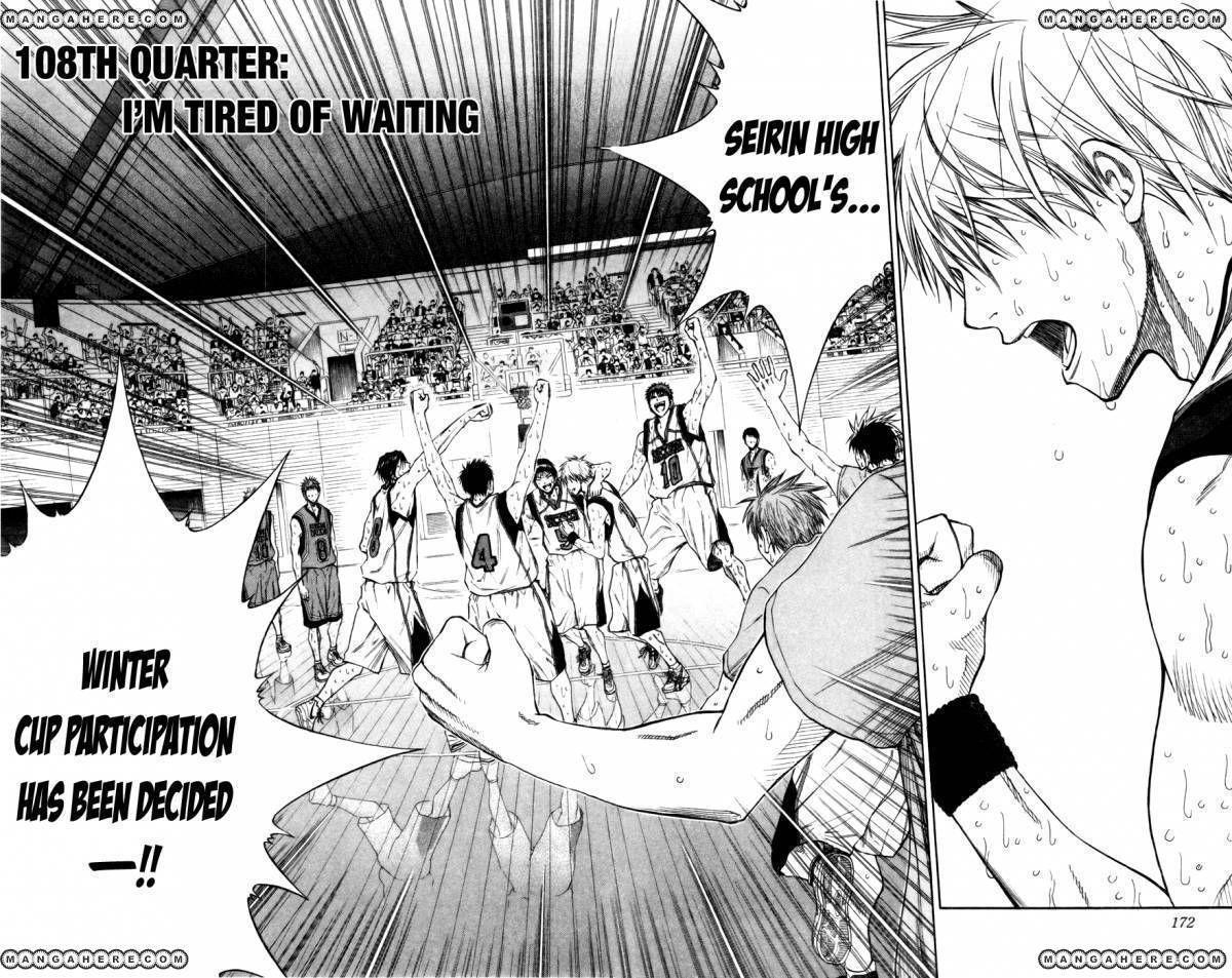 Kuroko no Basket 108 Page 2