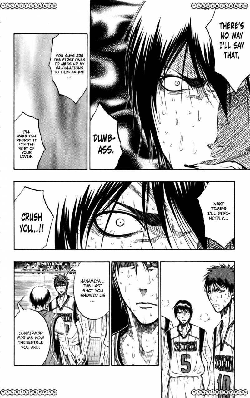 Kuroko no Basket 108 Page 5
