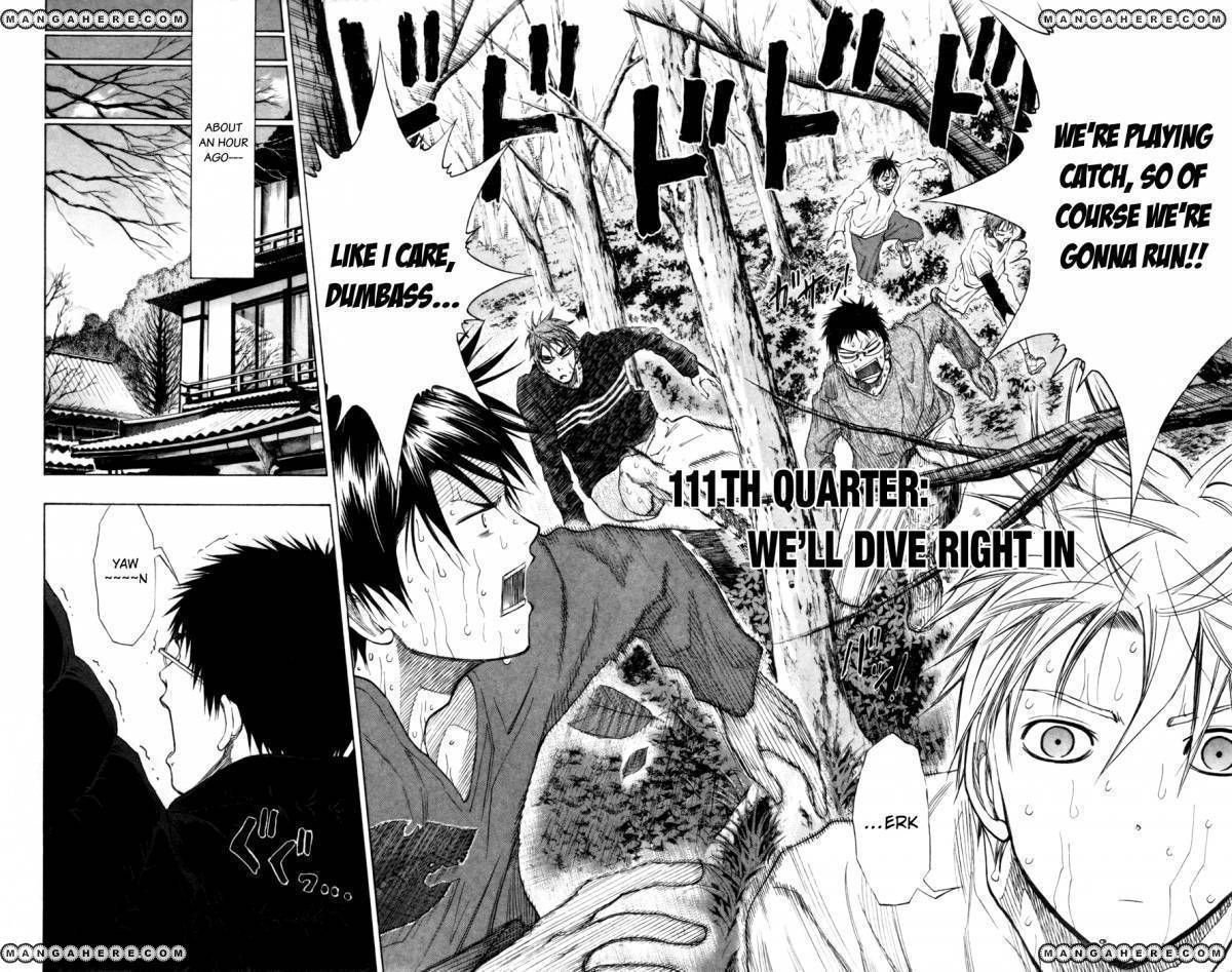 Kuroko no Basket 111 Page 2