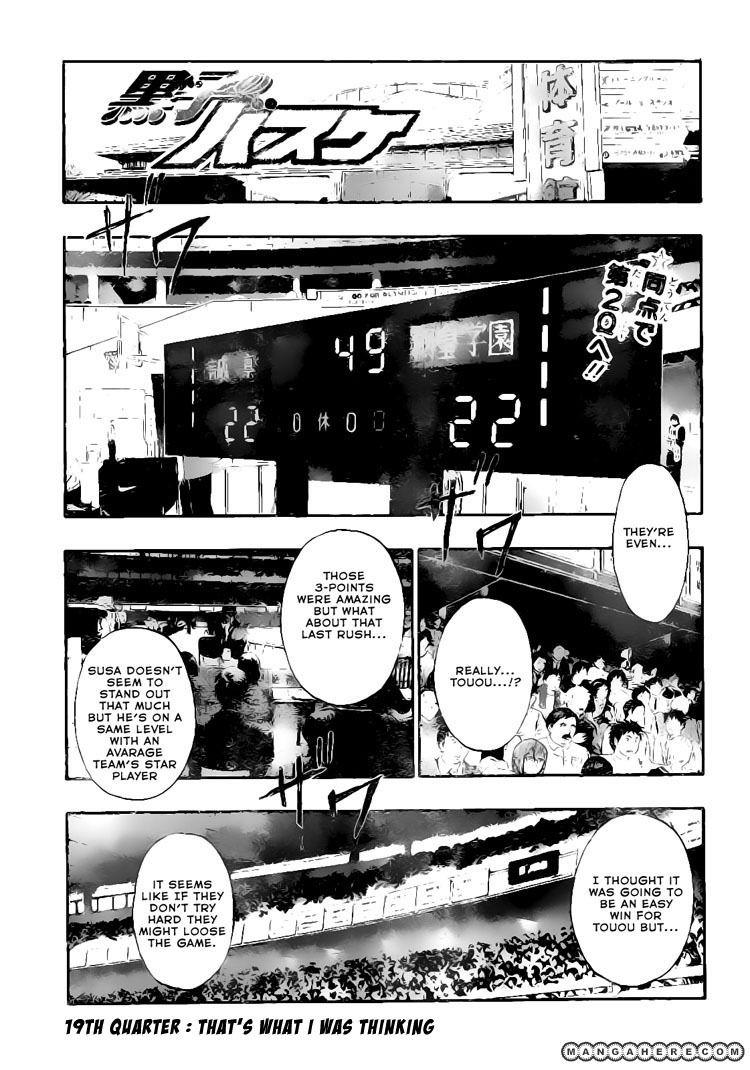 Kuroko no Basket 119 Page 1