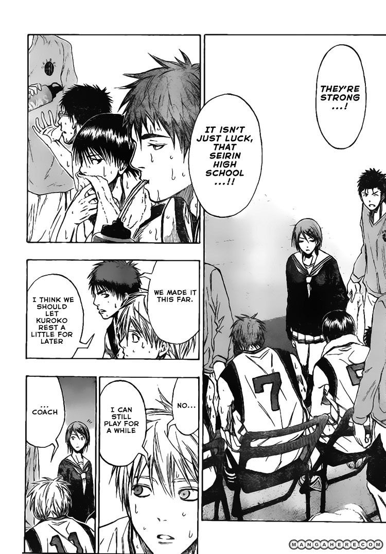 Kuroko no Basket 119 Page 2