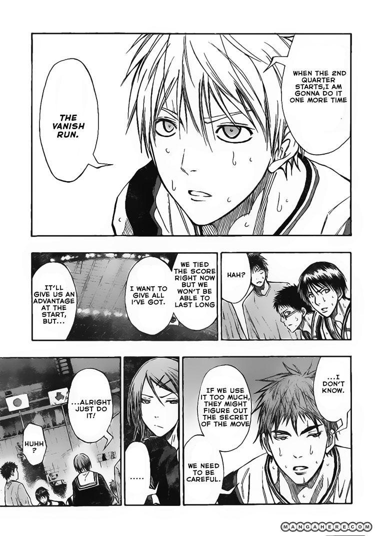 Kuroko no Basket 119 Page 3