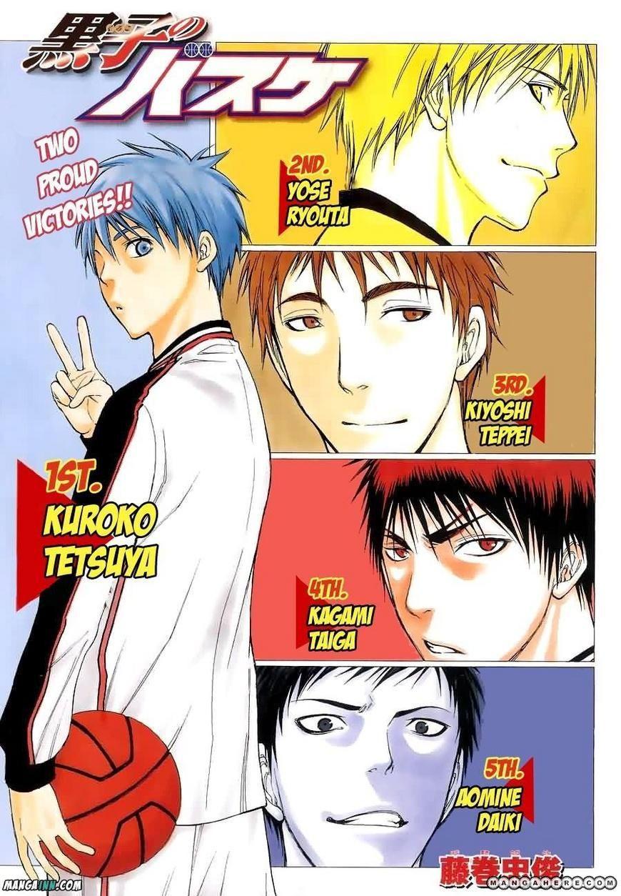 Kuroko no Basket 121 Page 1