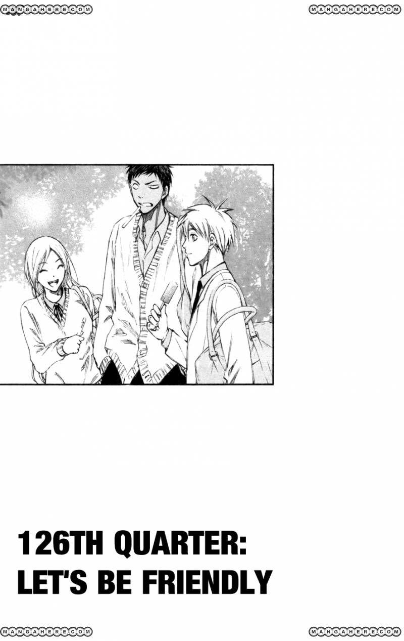 Kuroko no Basket 126 Page 2