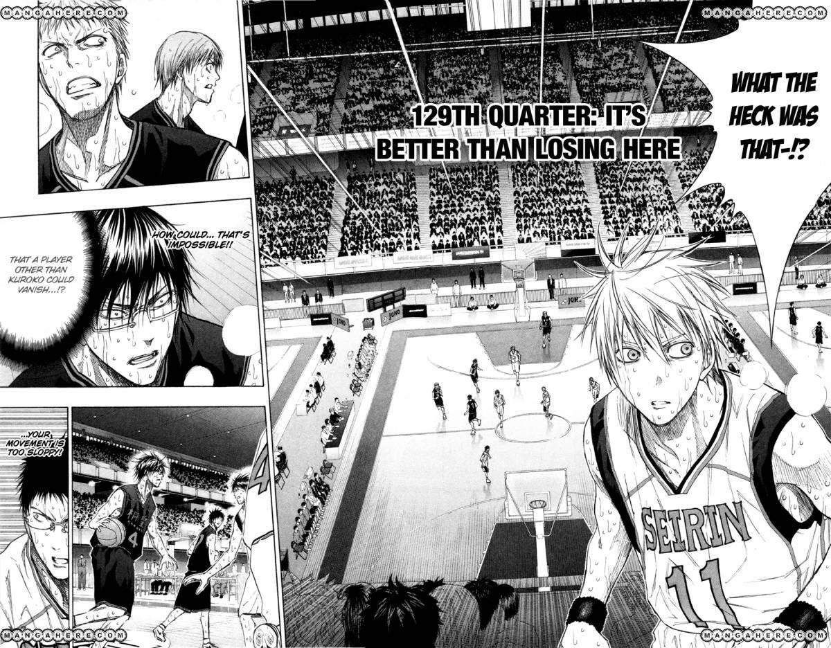 Kuroko no Basket 129 Page 1