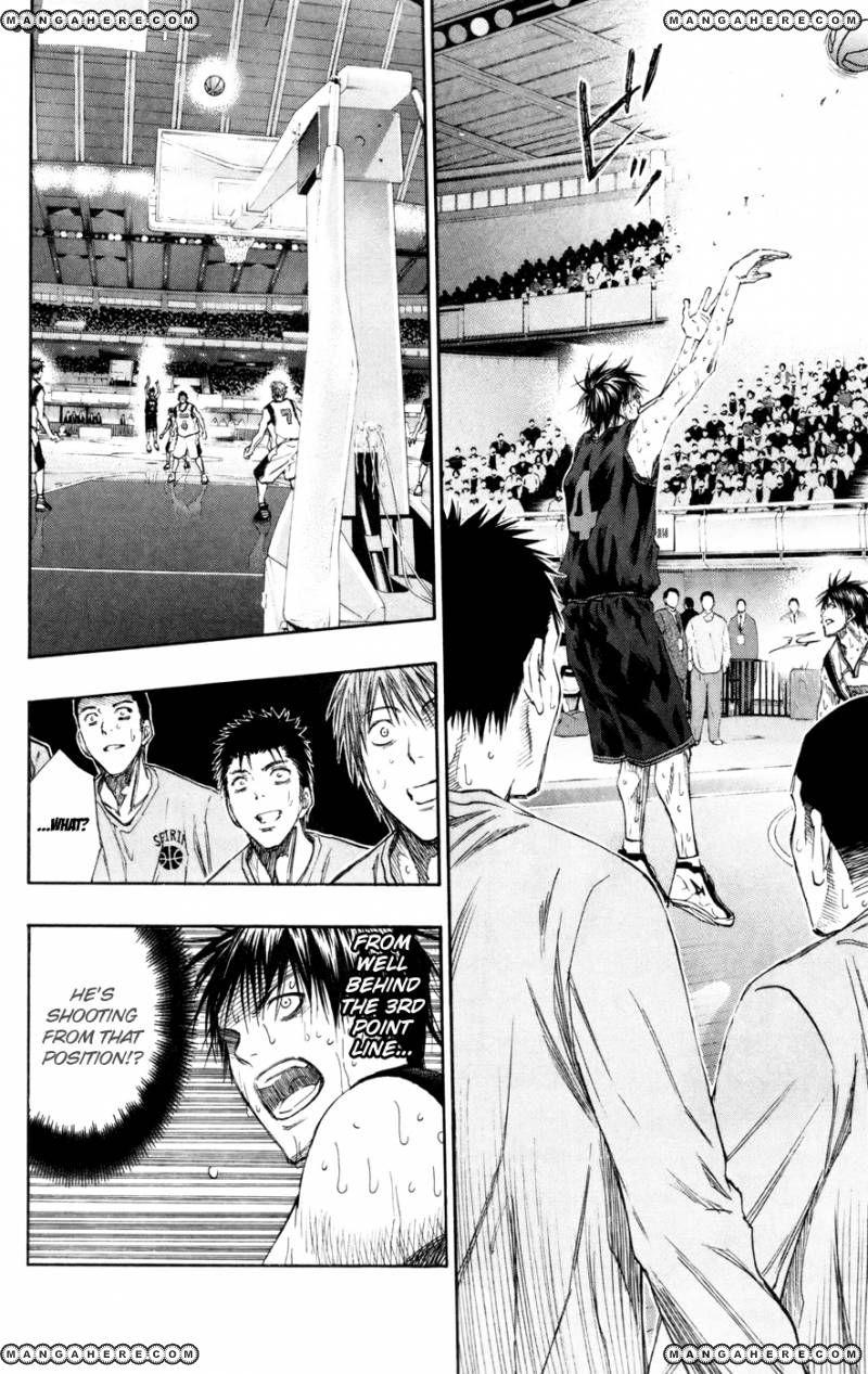 Kuroko no Basket 130 Page 1