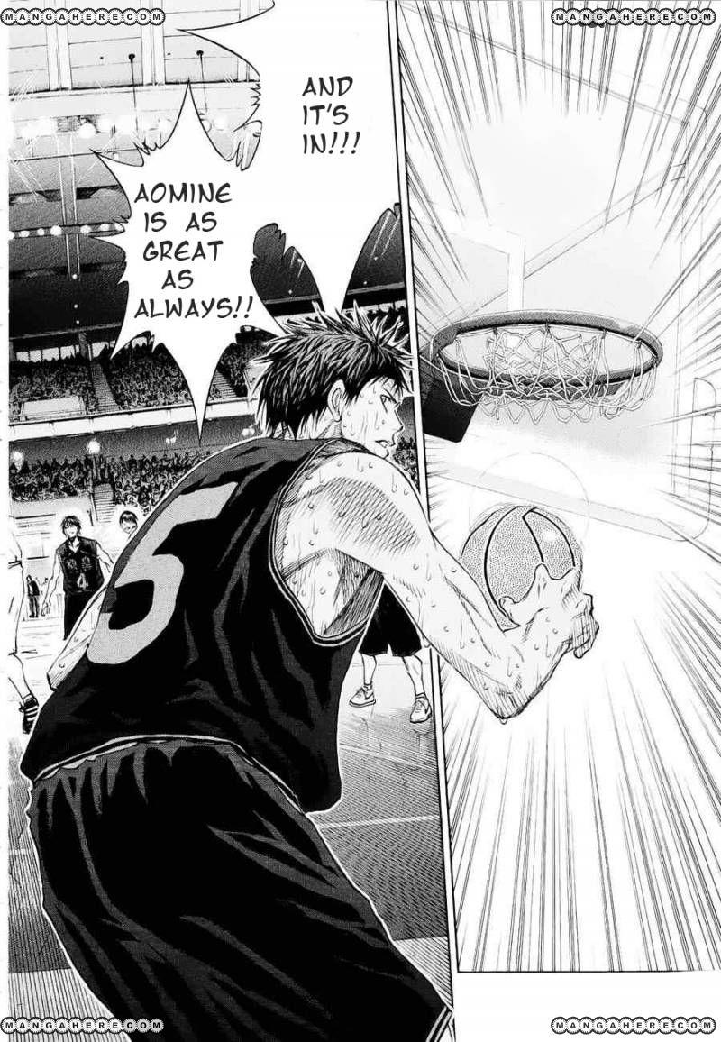 Kuroko no Basket 131 Page 1