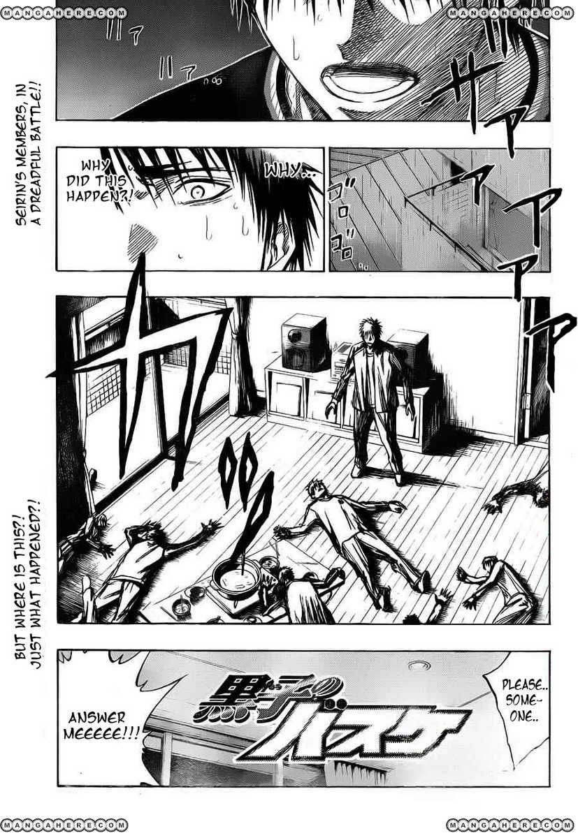 Kuroko no Basket 140 Page 1