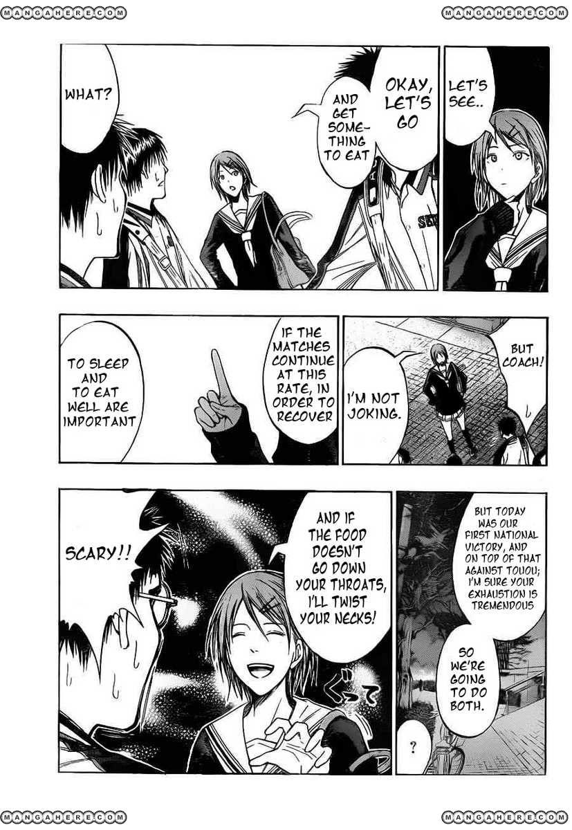 Kuroko no Basket 140 Page 3