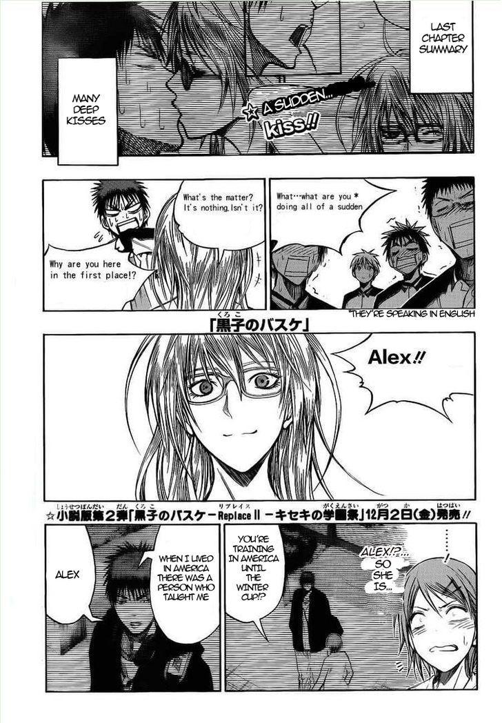 Kuroko no Basket 141 Page 2