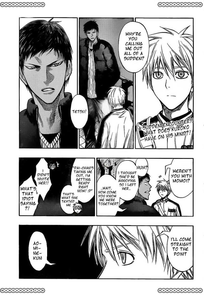 Kuroko no Basket 142 Page 1