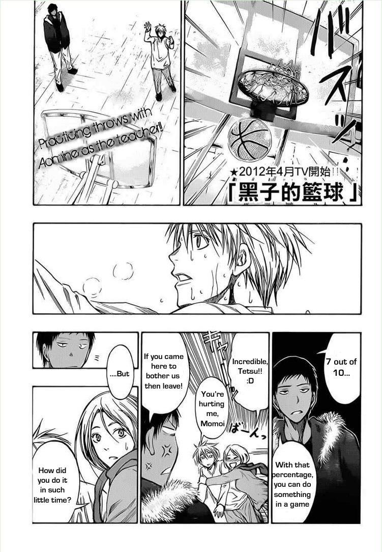 Kuroko no Basket 145 Page 1