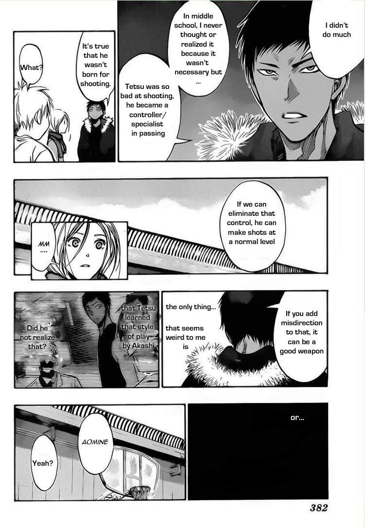 Kuroko no Basket 145 Page 2