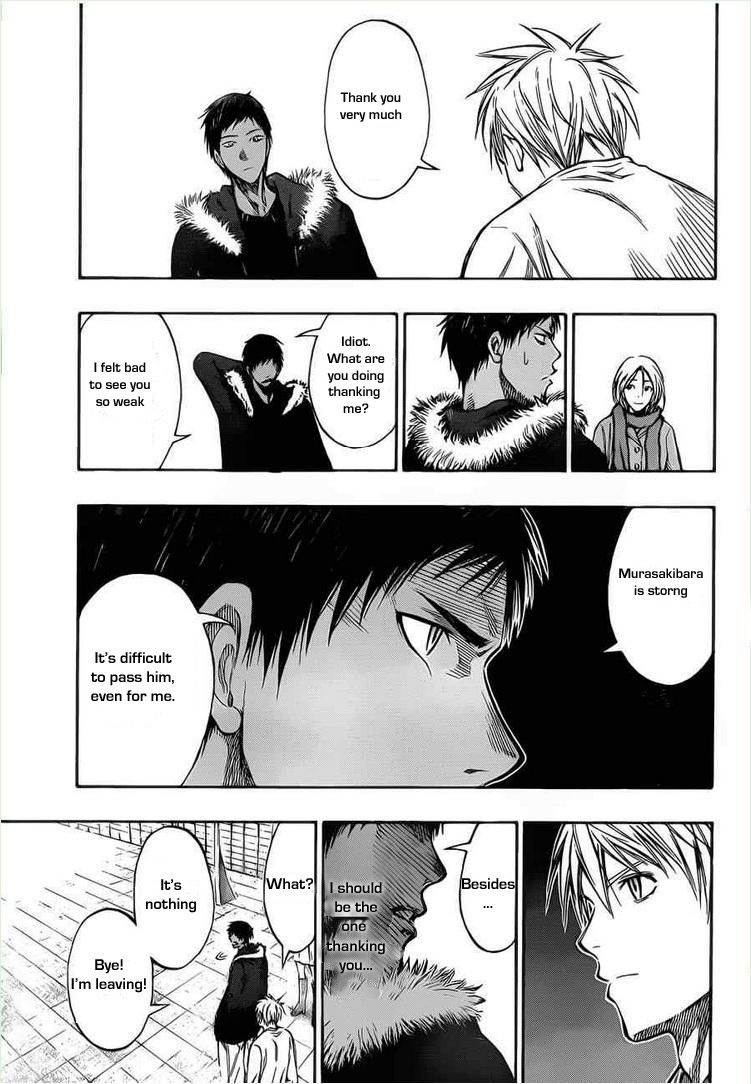 Kuroko no Basket 145 Page 3