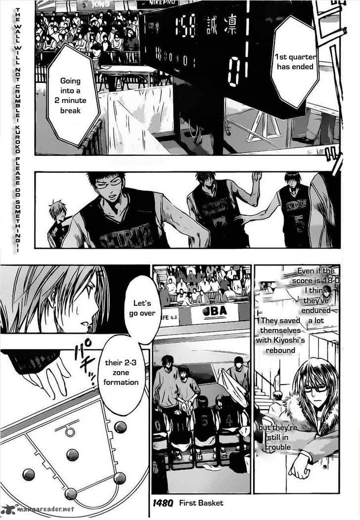 Kuroko no Basket 148 Page 2
