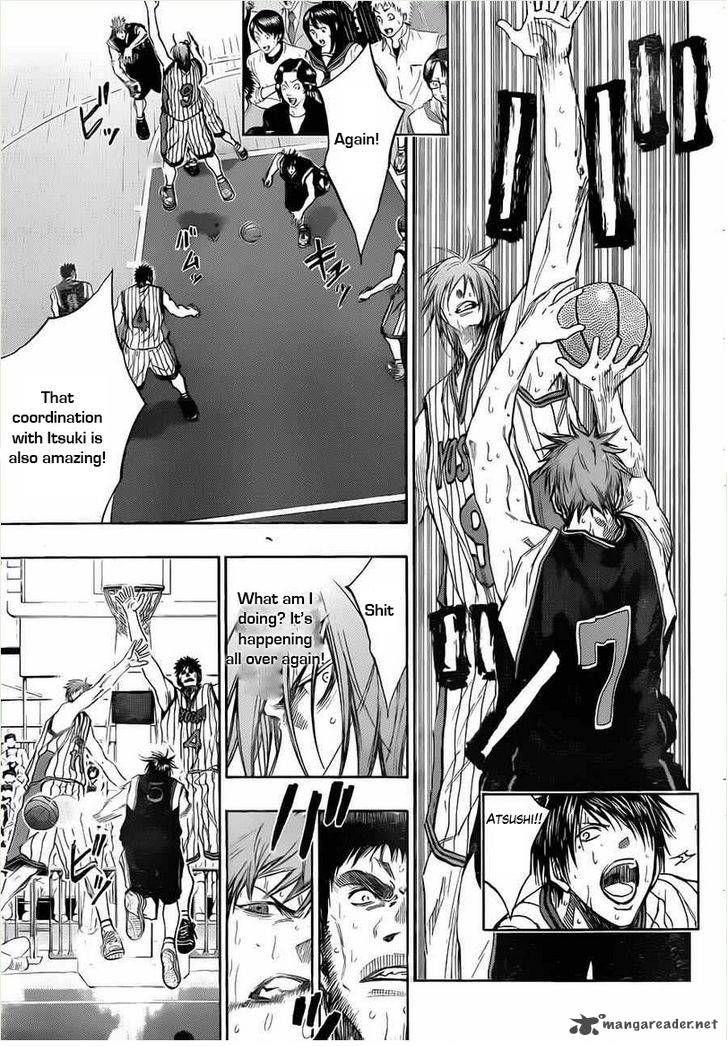 Kuroko no Basket 153 Page 3