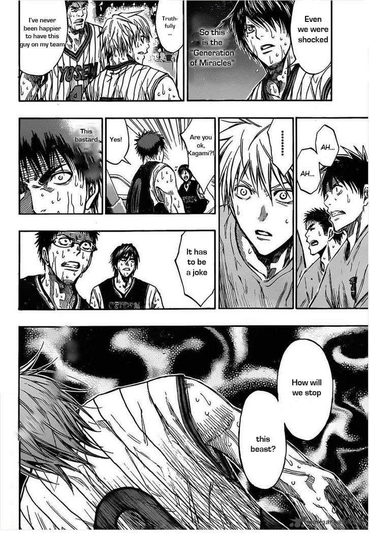 Kuroko no Basket 157 Page 2