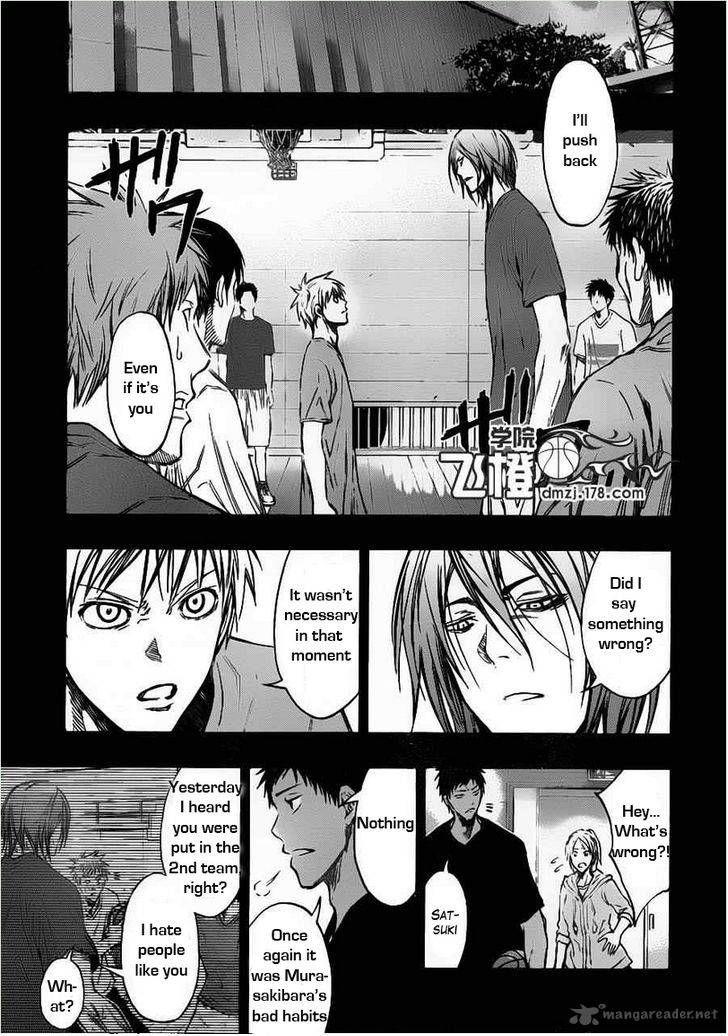 Kuroko no Basket 158 Page 3