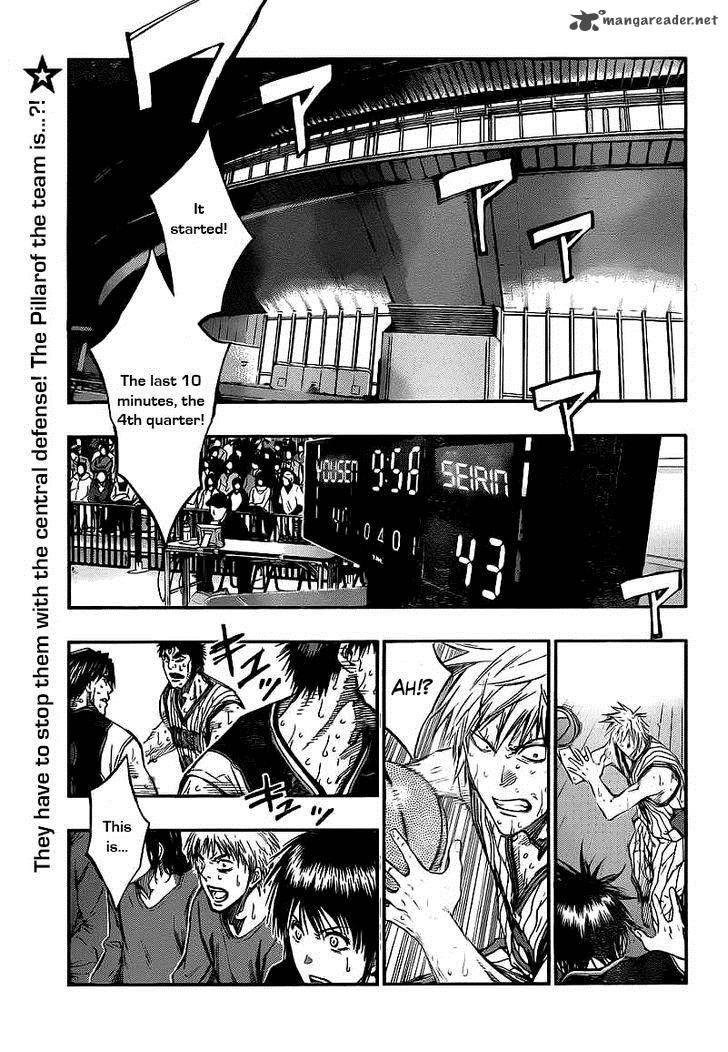 Kuroko no Basket 161 Page 1