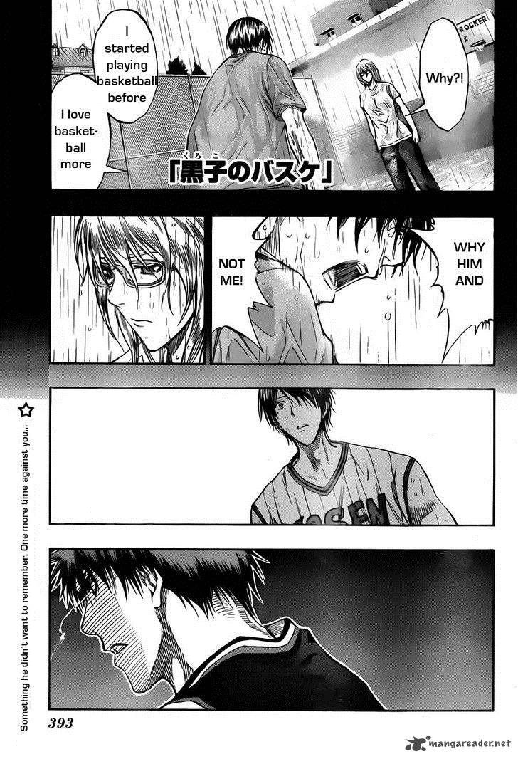 Kuroko no Basket 165 Page 1