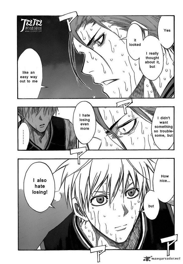 Kuroko no Basket 166 Page 3