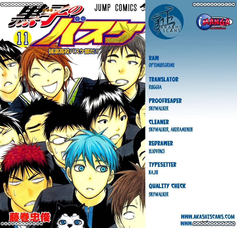 Kuroko no Basket 170 Page 1