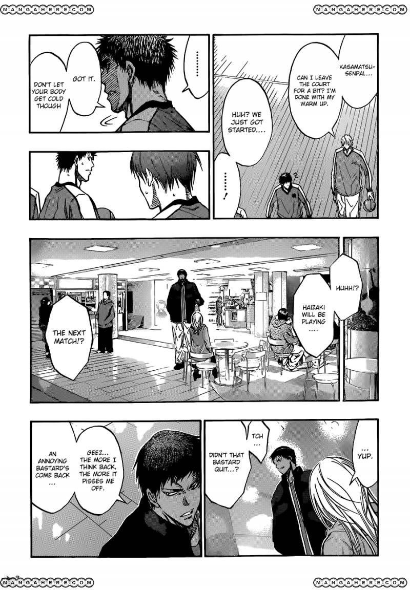 Kuroko no Basket 170 Page 3
