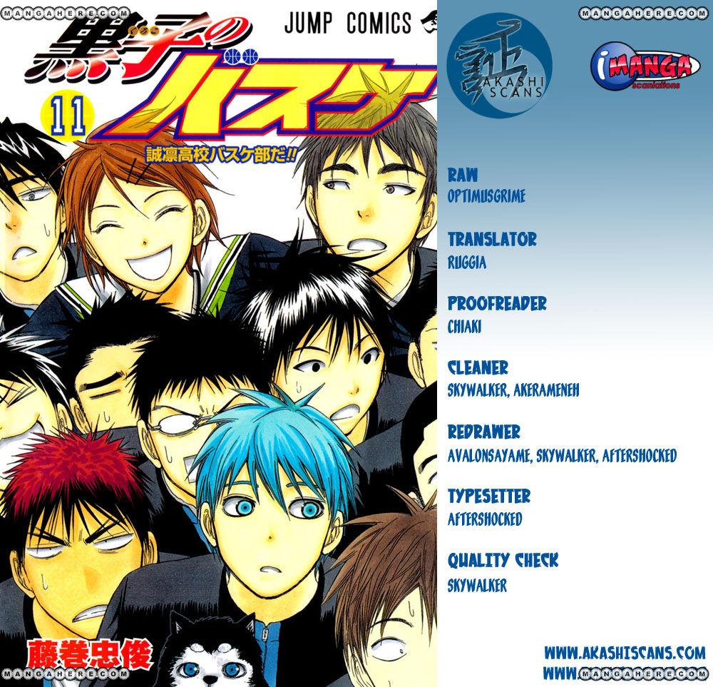 Kuroko no Basket 176 Page 2