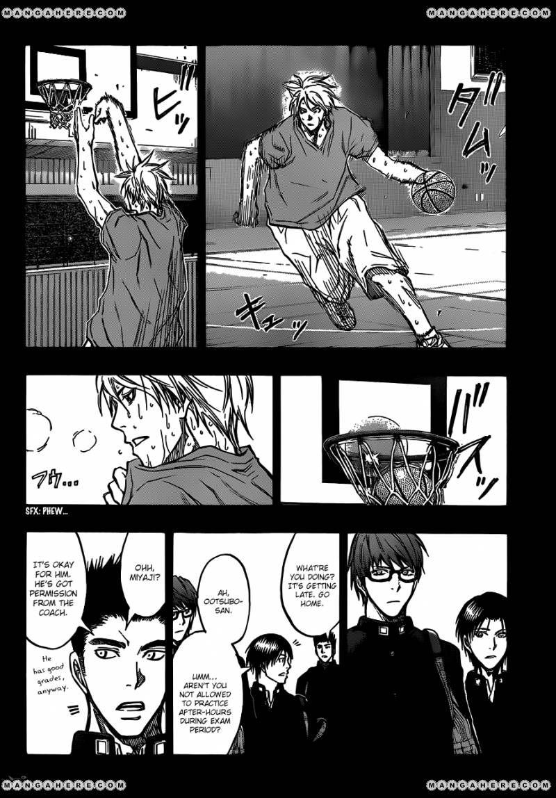 Kuroko no Basket 177 Page 4
