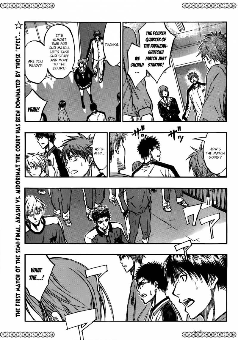 Kuroko no Basket 179 Page 1